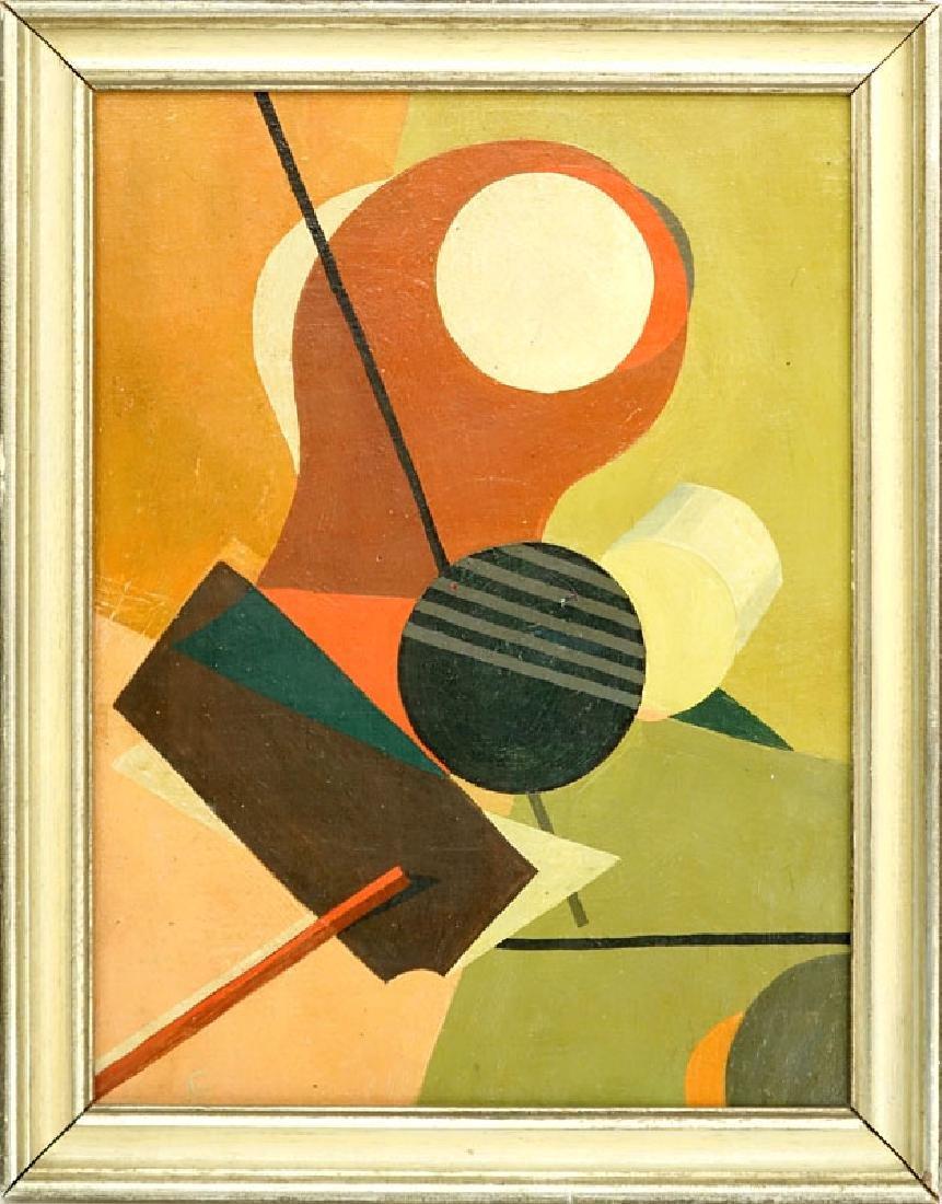 Attributed to: Albert Gallatin, American  (1882 - 1952) - 2