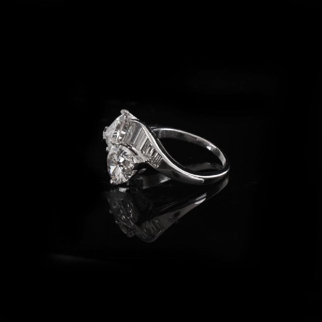 Vintage Approx. 1.47 Carat Pear Shape Diamond, 1.22 - 2