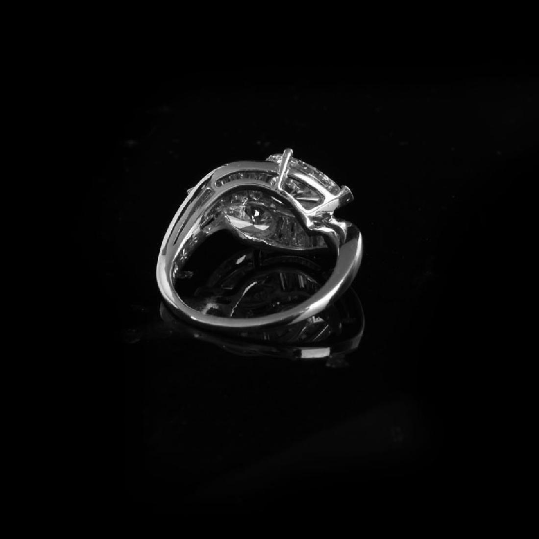 Vintage Approx. 1.47 Carat Pear Shape Diamond, 1.22 - 3