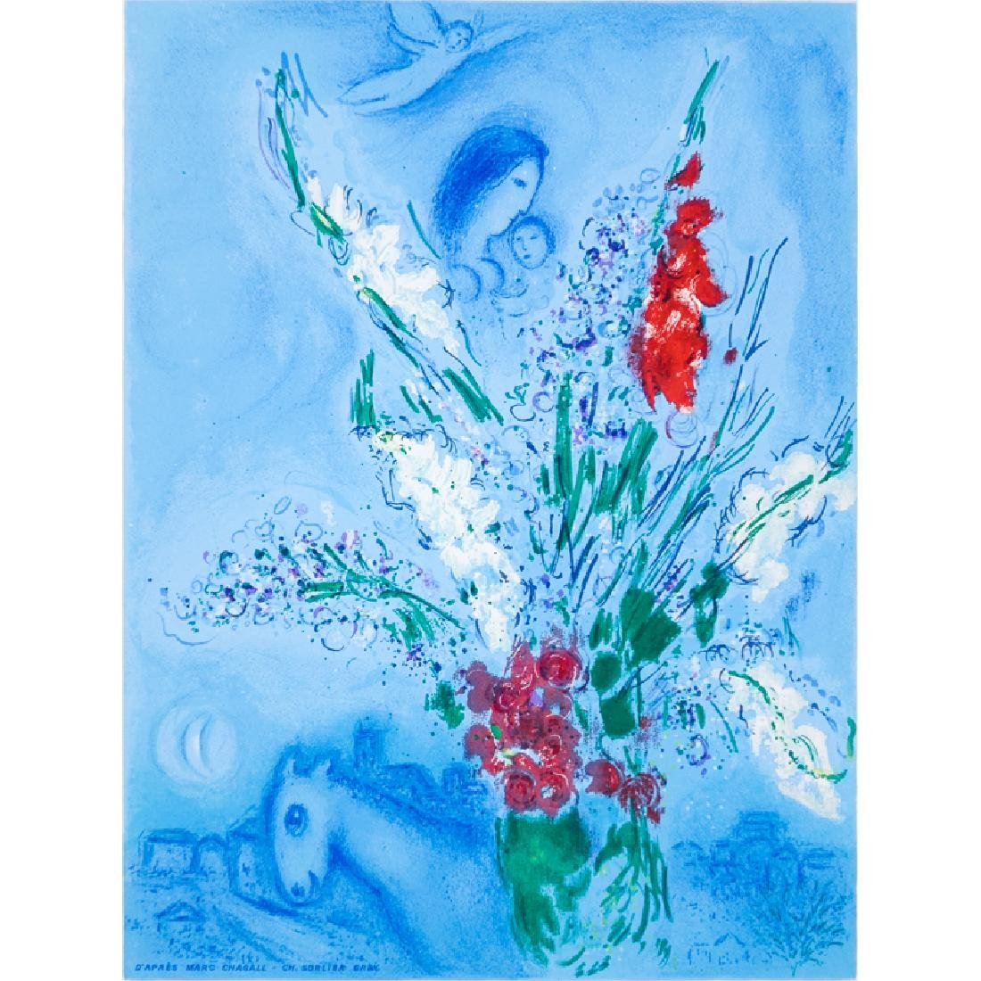 "Marc Chagall, French/Russian (1887-1985) ""Les"