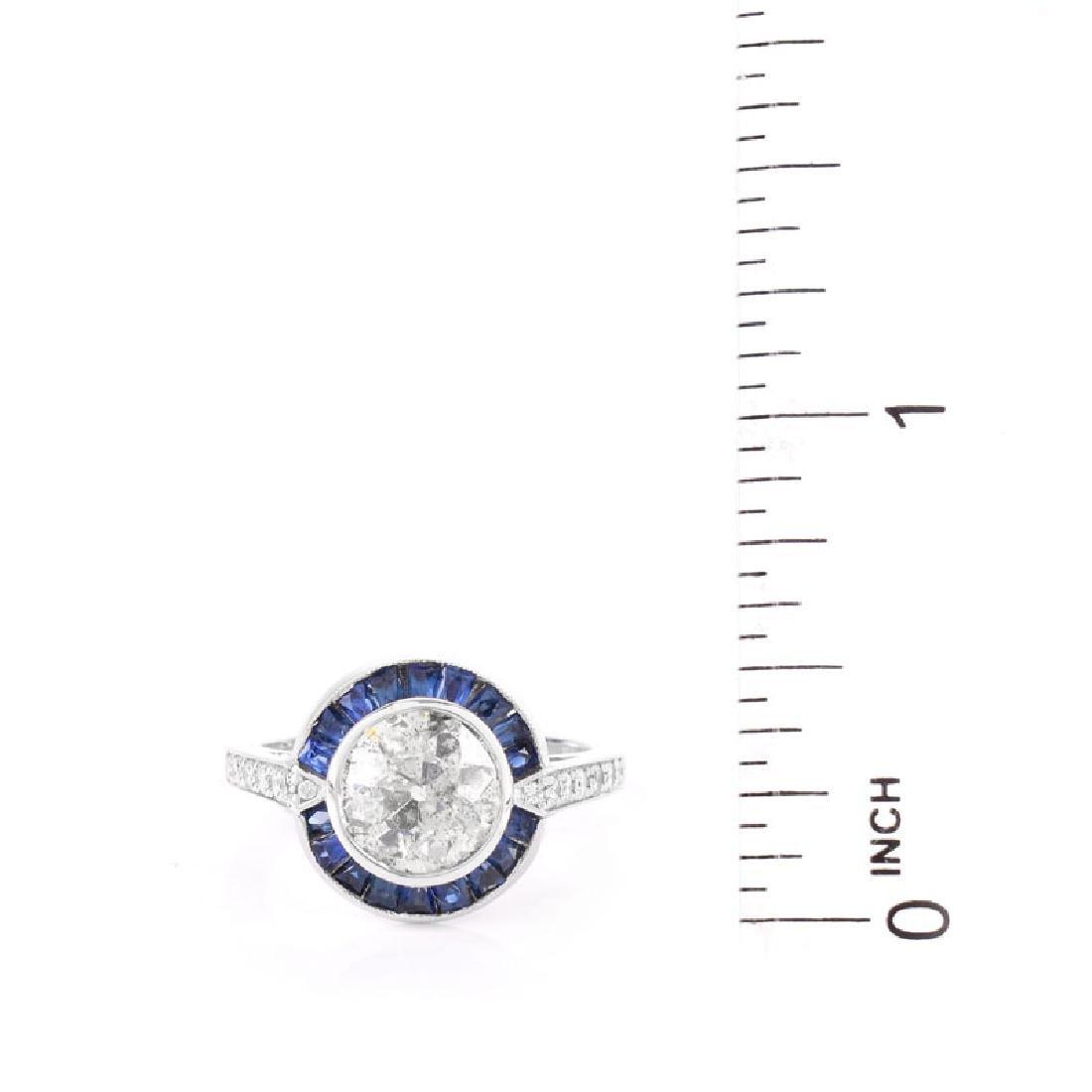 Vintage Approx. 2.0 Carat Old European Cut Diamond, - 6