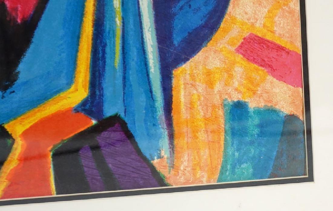 Philip Maxwell, Parisian (b. 1964) Serigraph on Canvas - 4
