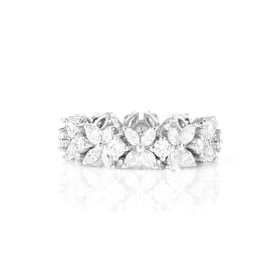 Approx. 2.80 Carat TW Marquise and Round Brilliant Cut - 2