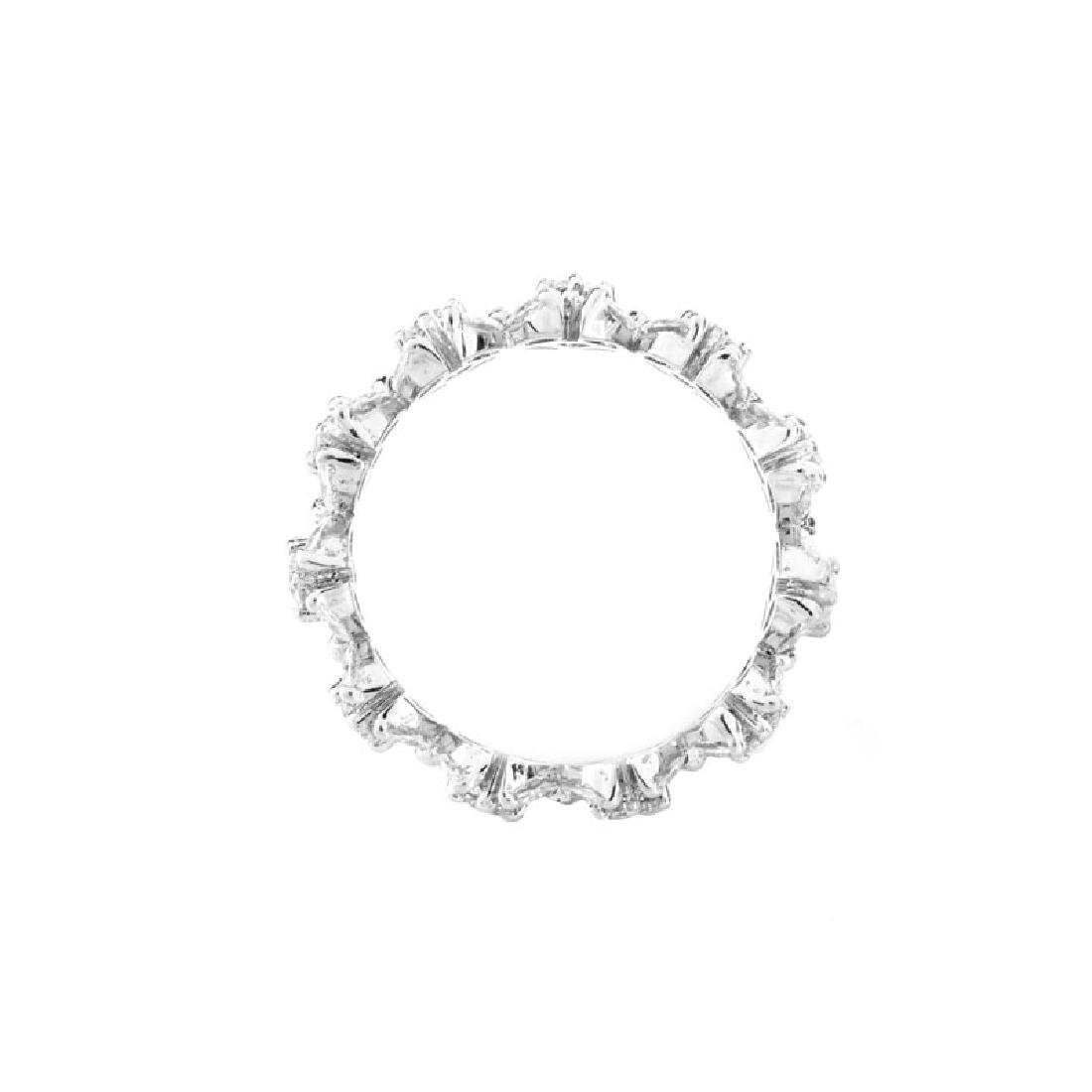 Approx. 2.80 Carat TW Marquise and Round Brilliant Cut - 4