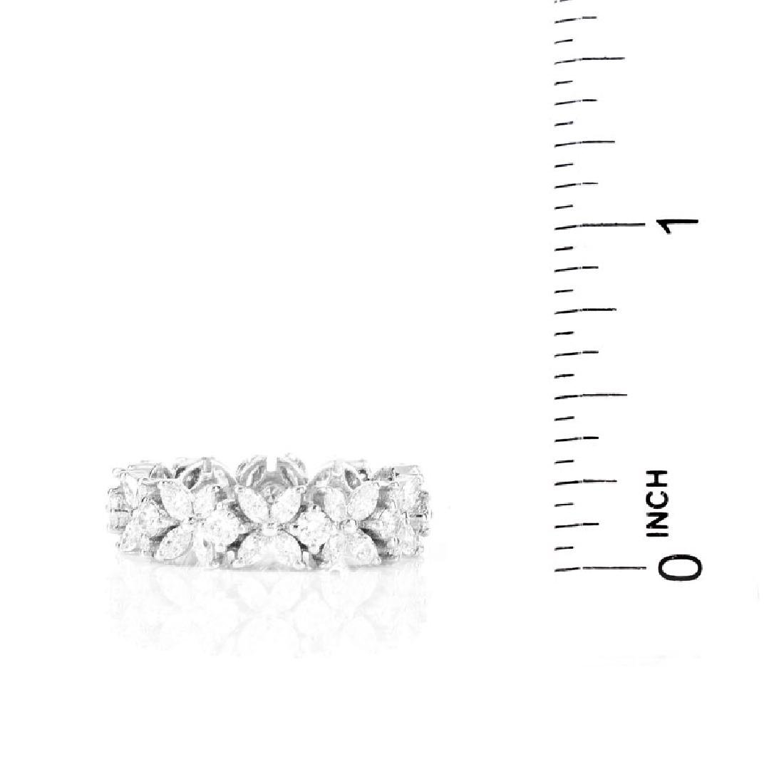 Approx. 2.80 Carat TW Marquise and Round Brilliant Cut - 5
