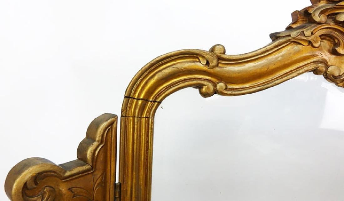 19/20th Century Probably French Carved and Giltwood - 6
