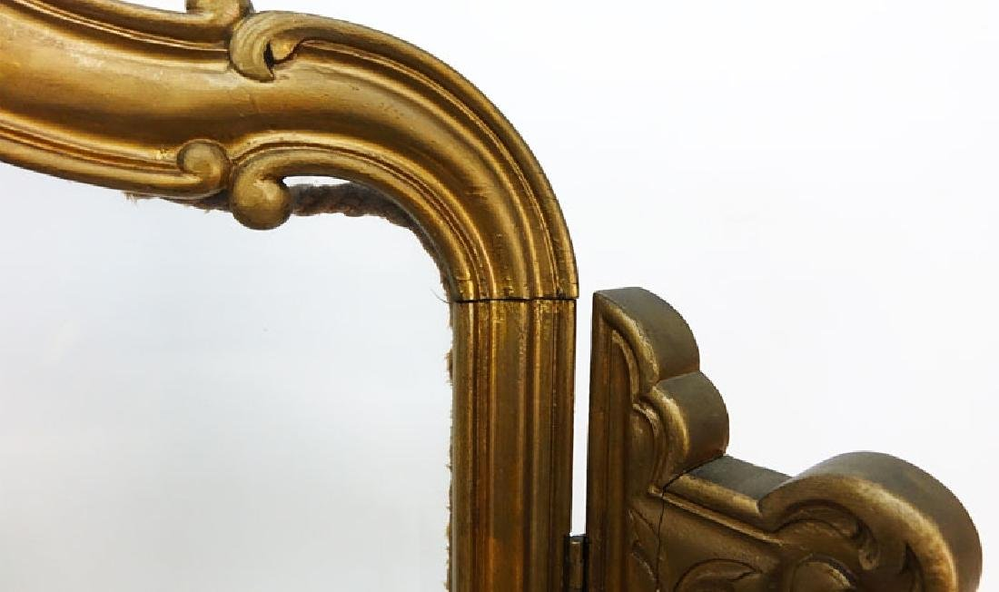 19/20th Century Probably French Carved and Giltwood - 7