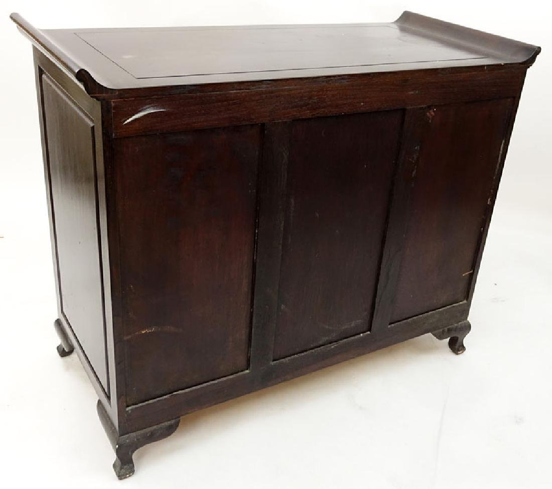 Mid Century Chinese Silverware Chest of Drawers with - 6