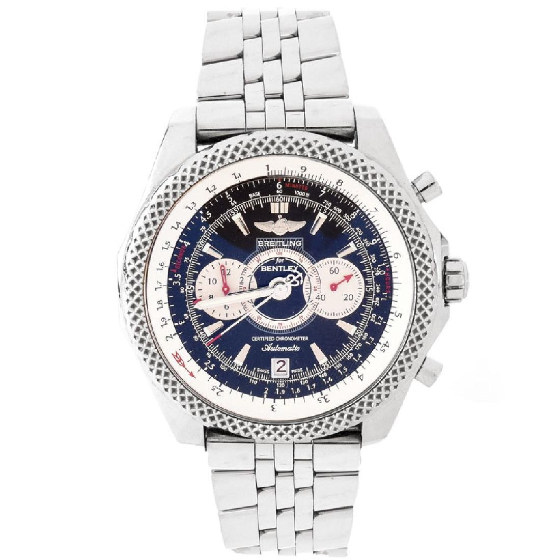 Men's Breitling for Bentley Limited Edition Stainless