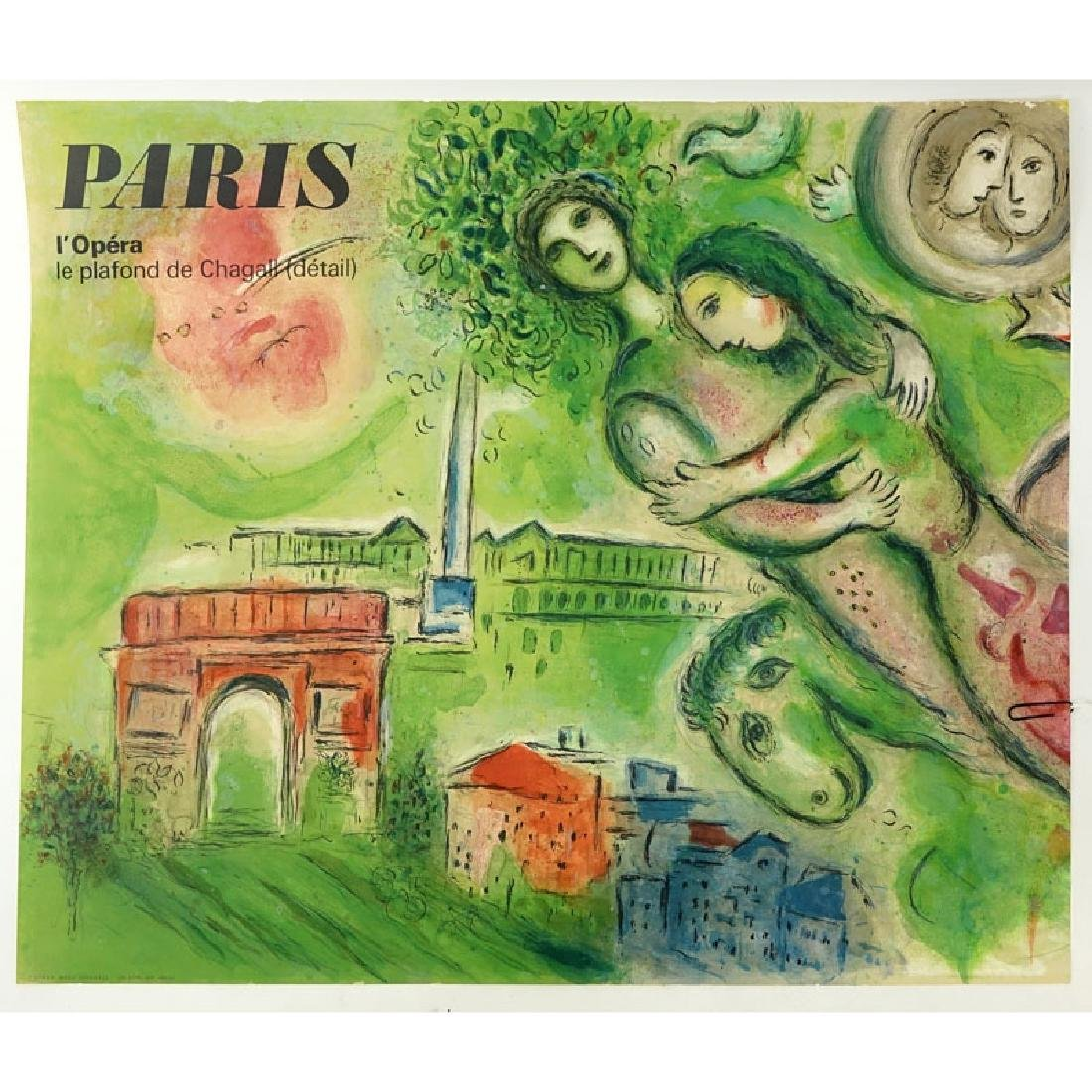 After: Marc Chagall, French/Russian (1887 - 1985)
