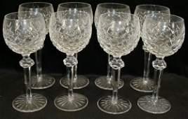 698 Waterford Powerscourt Service 8 Crystal Wine Glass