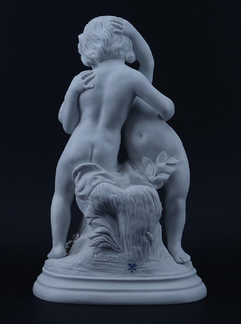 Luca Madrassi, Italian (1848 - 1919) Allegorical Bisque - 2