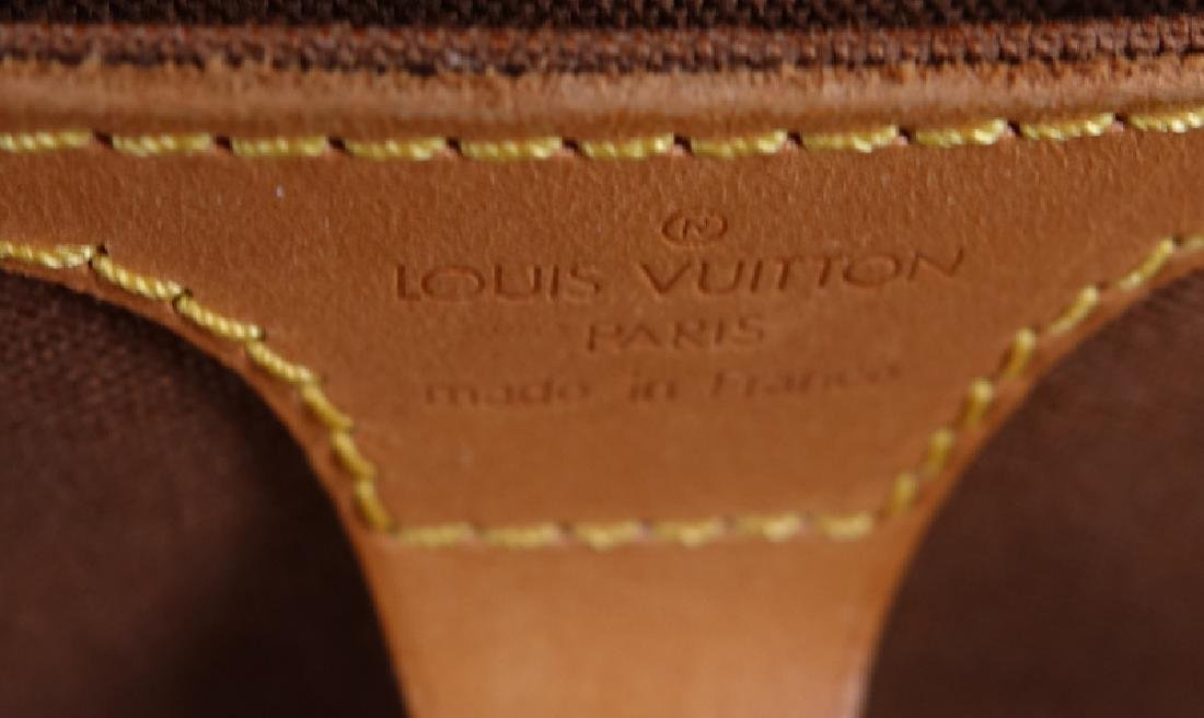 Louis Vuitton Brown Monogram Coated Canvas Ellipse GM - 5