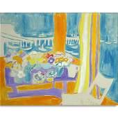 Bob Paul Kane, American (1937 - 2013) Oil on canvas
