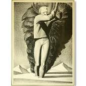 Rockwell Kent, American (1882-1971) Lithograph