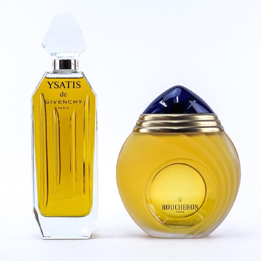 Grouping of Two (2): Ysatis de Givenchy Factice,