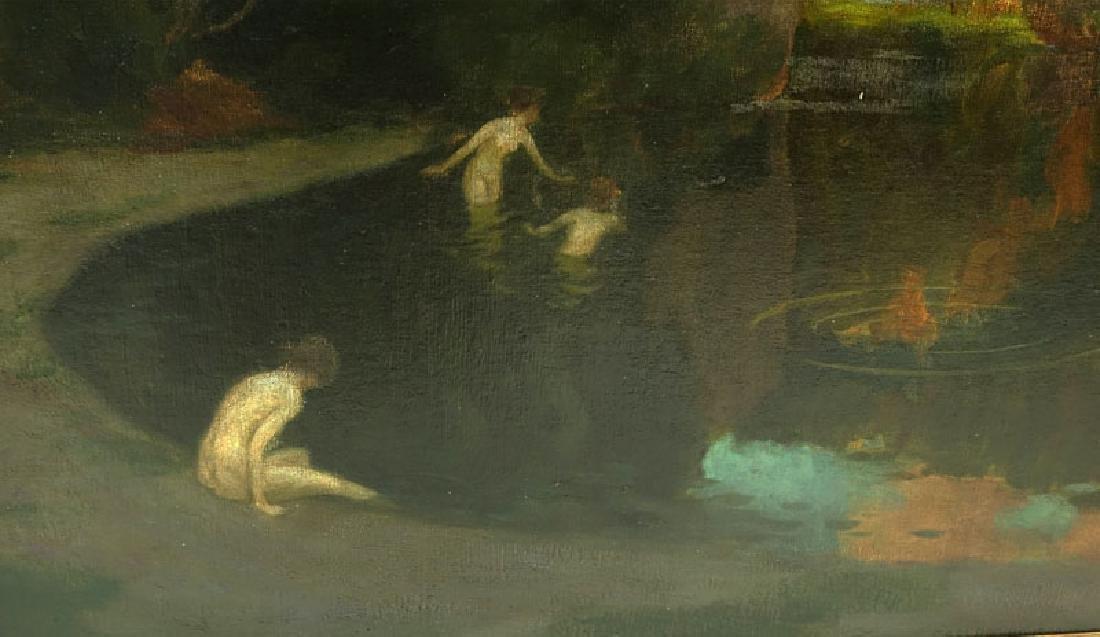 Karl Johann Nikolaus Piepho, Germany (1869 - 1920) Oil - 3