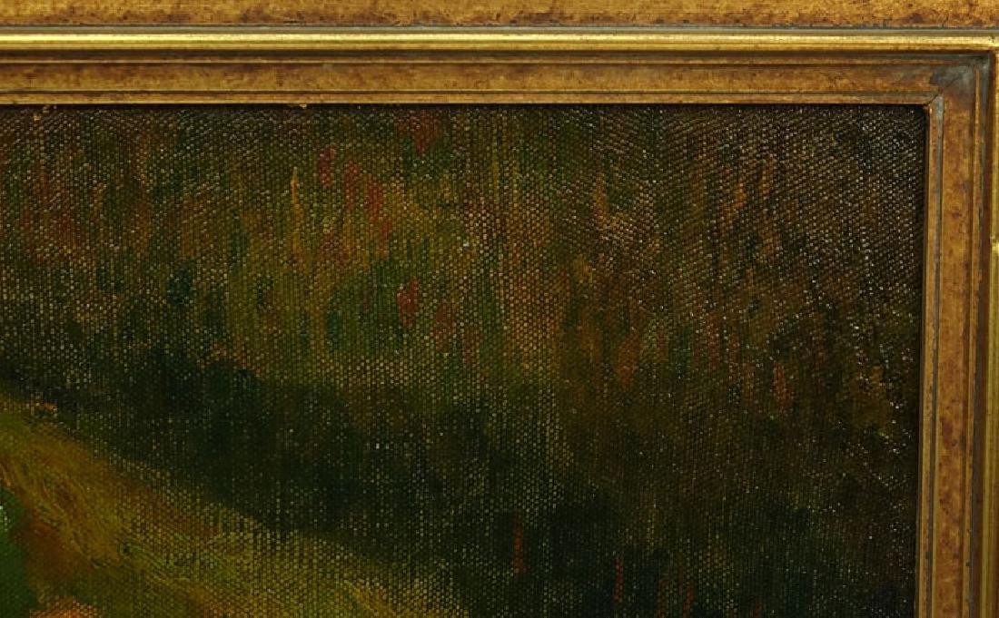 Karl Johann Nikolaus Piepho, Germany (1869 - 1920) Oil - 6
