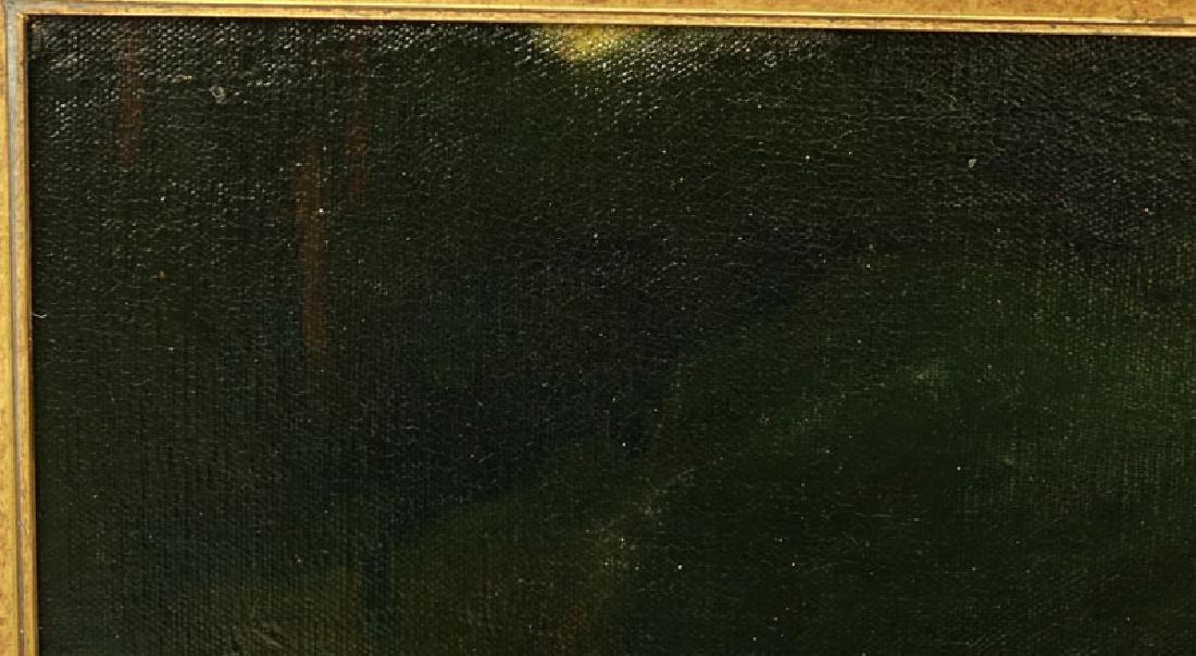 Karl Johann Nikolaus Piepho, Germany (1869 - 1920) Oil - 7