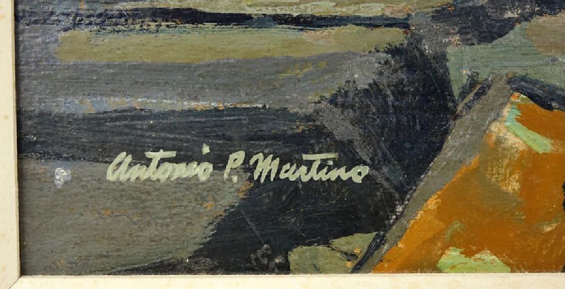Antonio Pietro Martino, American (1902-1988) Oil on - 3