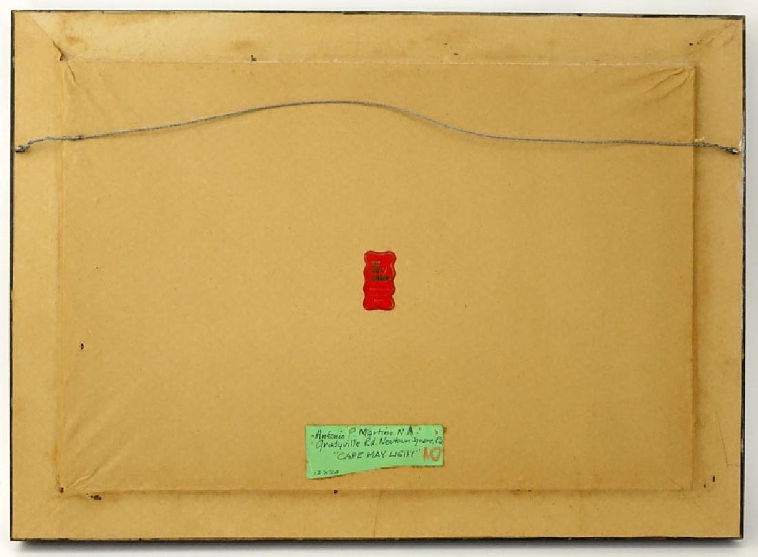 Antonio Pietro Martino, American (1902-1988) Oil on - 5
