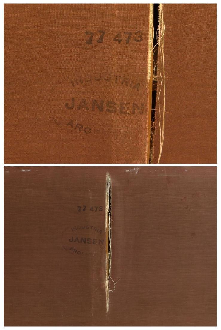 Circa 1930-1940's Maison Jansen, Jansen Industria - 5
