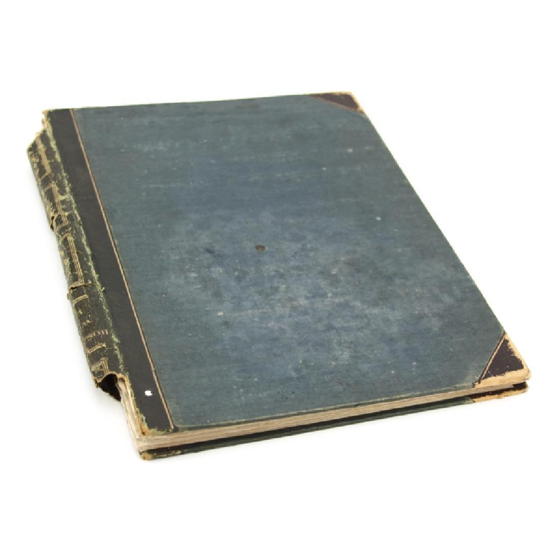 Book of Twenty-One Prints By William Hogarth. Includes,