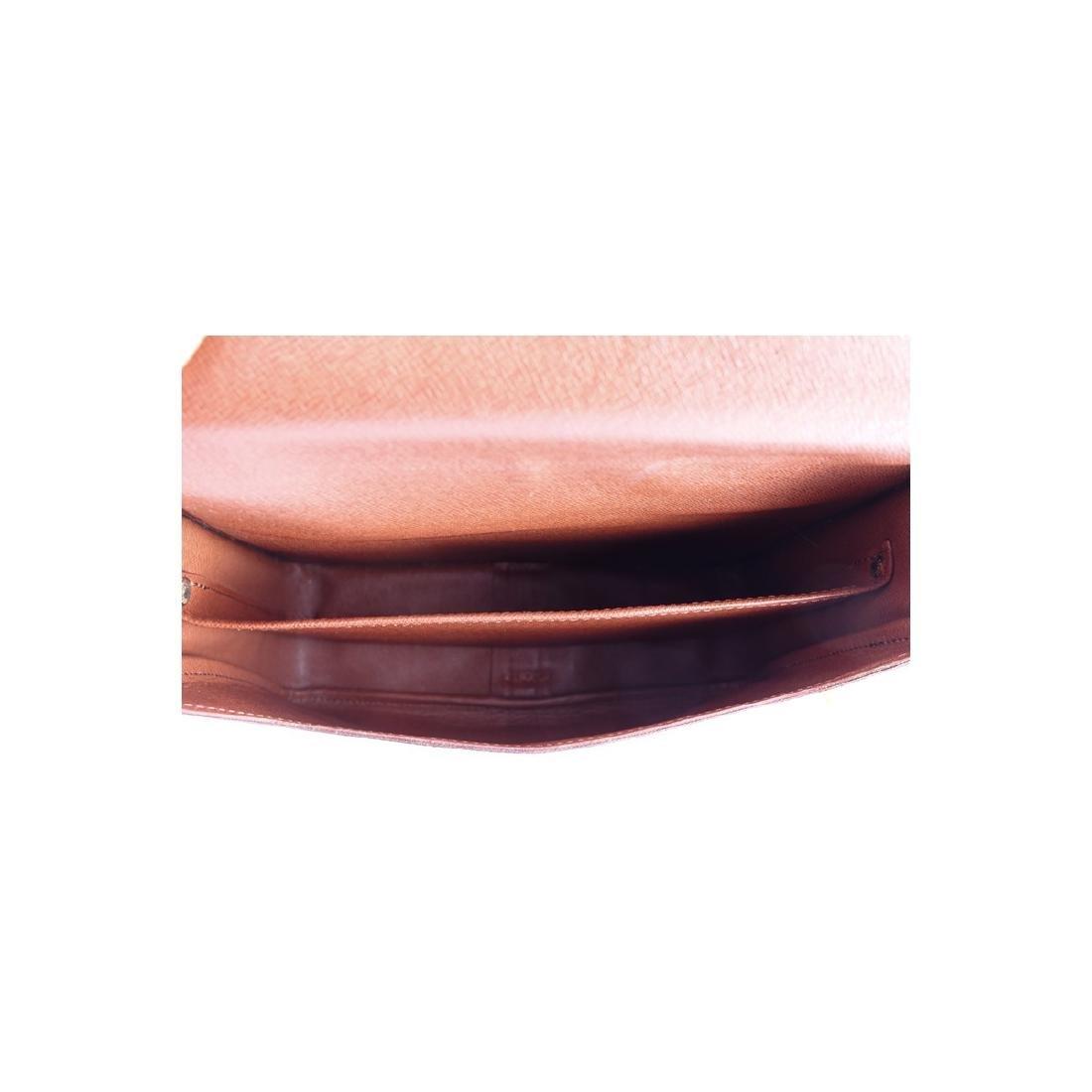 Louis Vuitton Brown Monogram Coated Canvas - 4