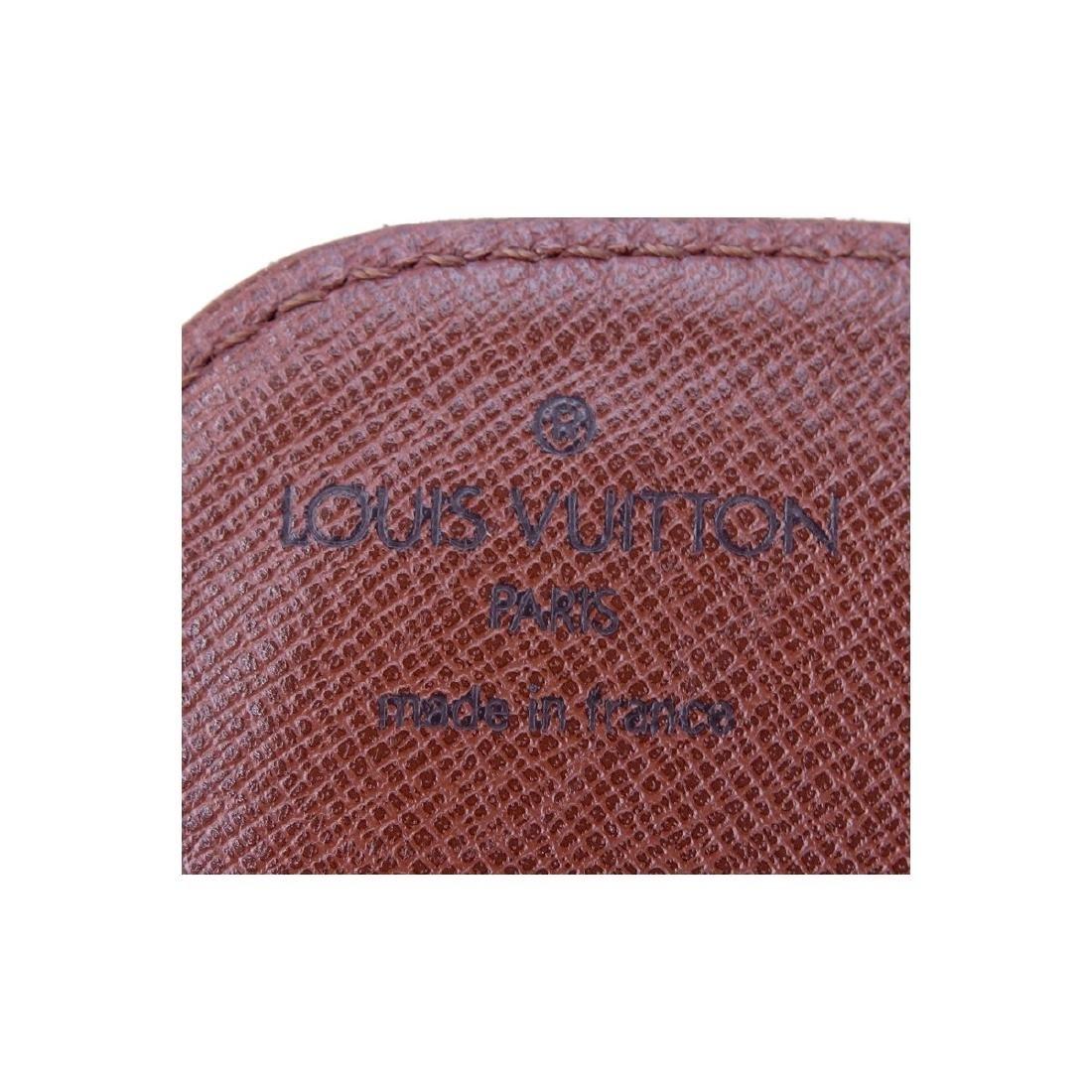 Louis Vuitton Brown Monogram Coated Canvas - 5