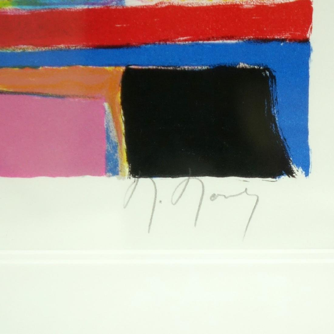 Marcel Mouly, French (1918 - 2008) Lithograph - 3