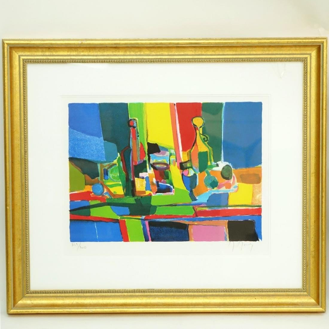 Marcel Mouly, French (1918 - 2008) Lithograph - 6