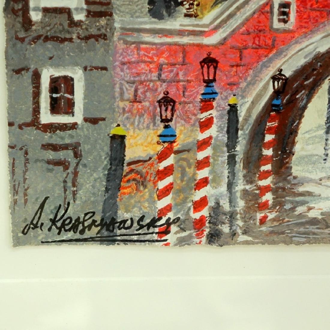 Anatol Krasnyansky, Russian/American (born 1930) - 3