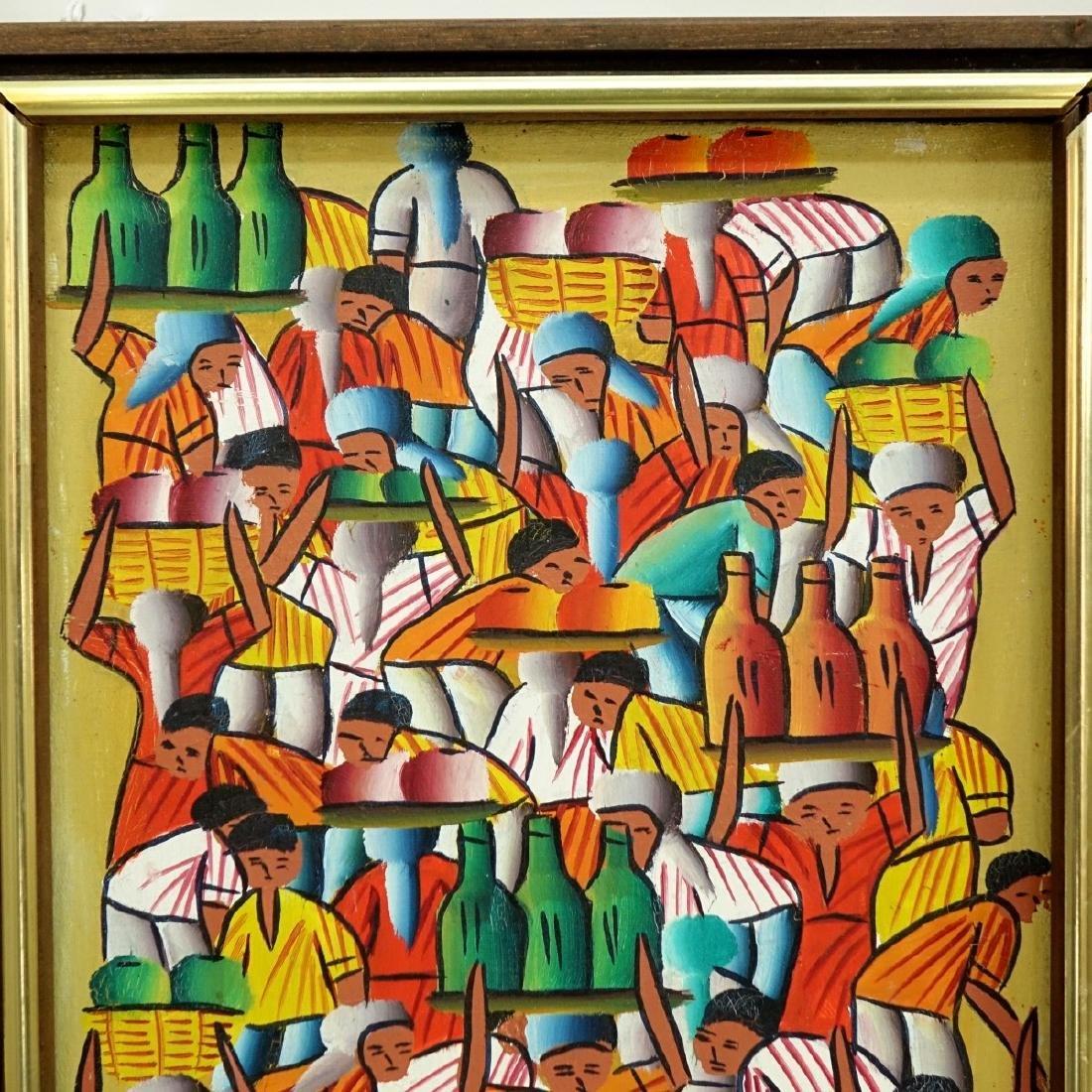 Laurent Casimir, Haitian (1928 - 1990) - 3