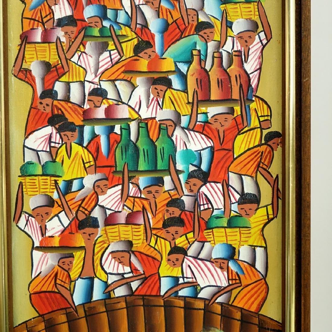 Laurent Casimir, Haitian (1928 - 1990) - 5