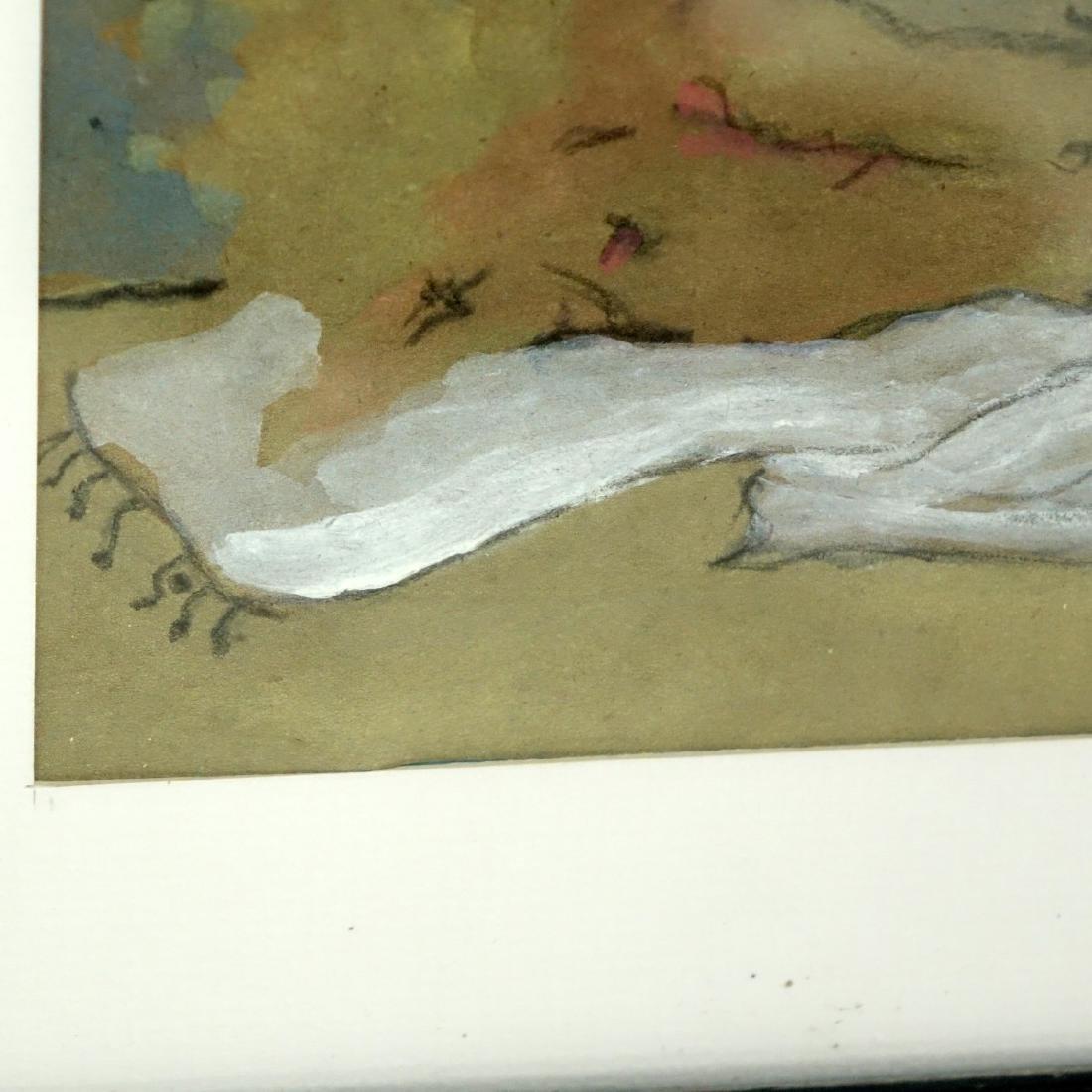 Filippo de Pisis, Italian (1896–1956) Watercolor - 4
