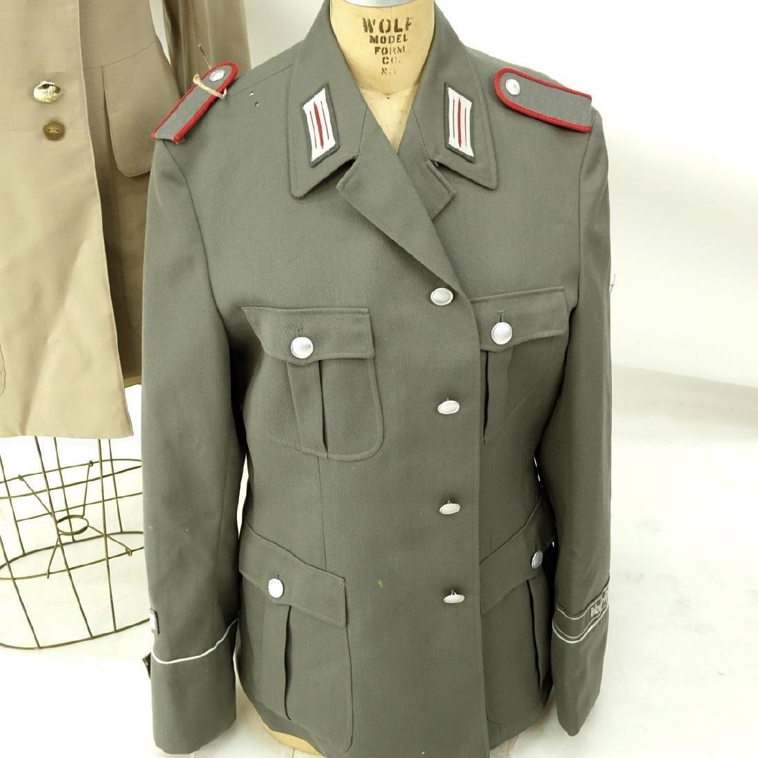 Military Uniforms - 2