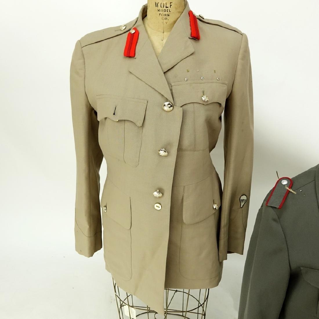 Military Uniforms - 3