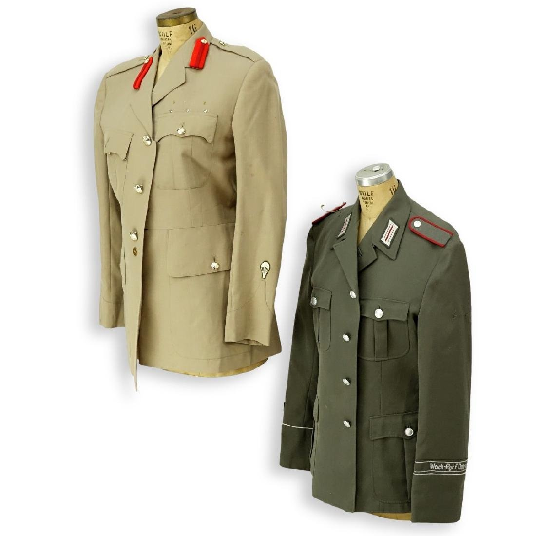 Military Uniforms - 5