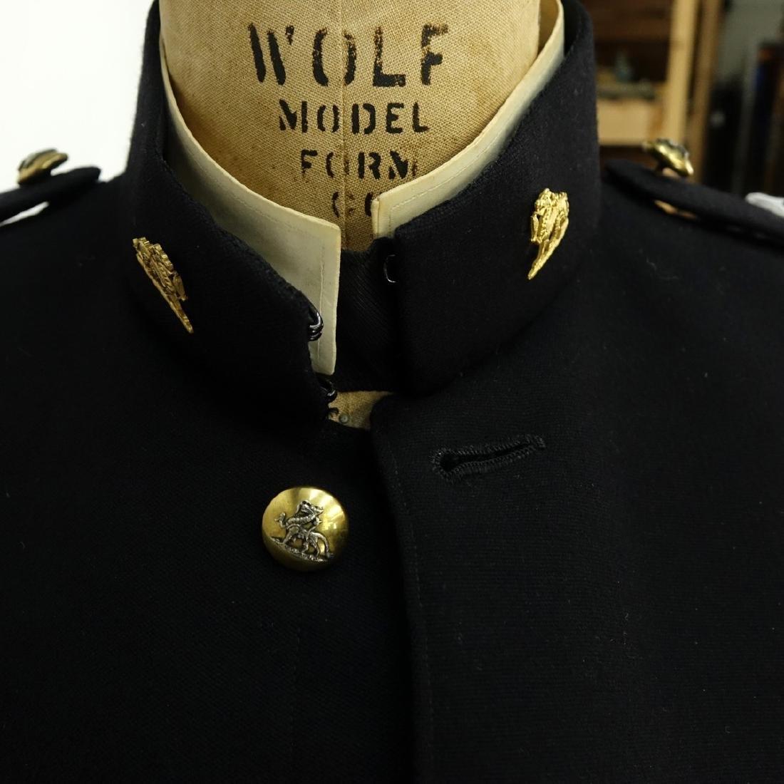 Vintage 2 Piece Military Patrol Uniform - 4