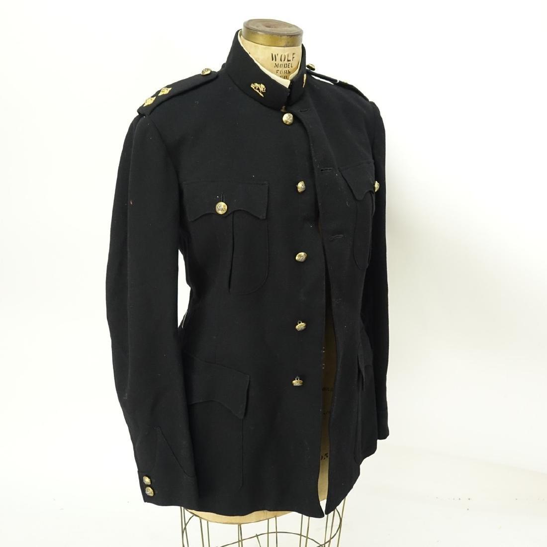 Vintage 2 Piece Military Patrol Uniform - 8