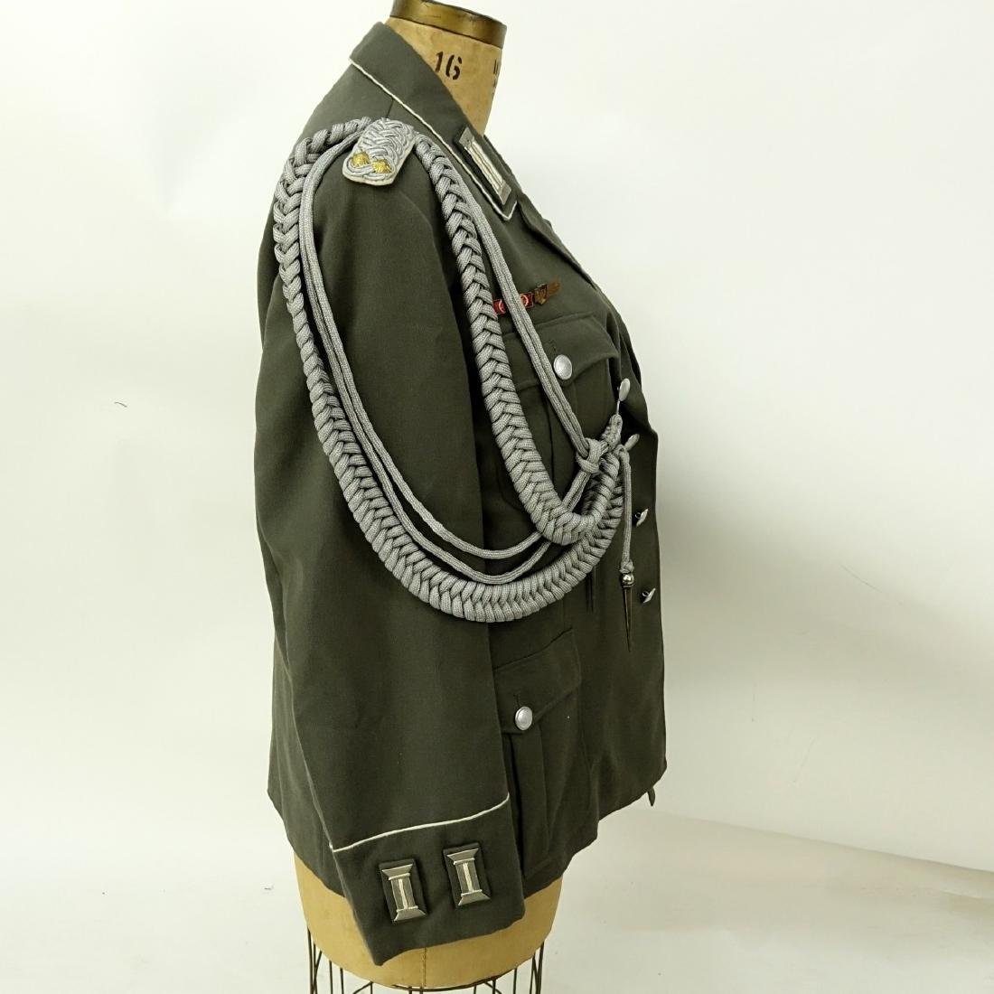 Russian Soviet Era Military Uniform Set With Metal - 6