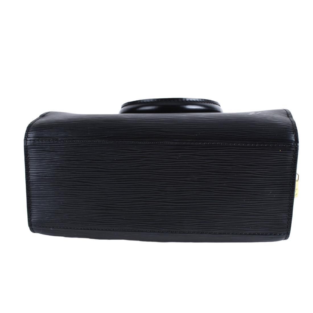 Louis Vuitton Black Epi Leather Pont-Neuf Handbag - 3