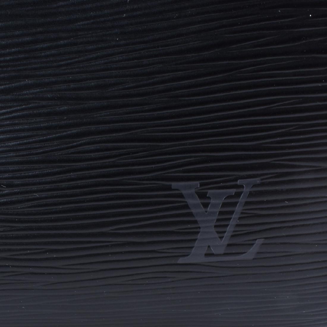 Louis Vuitton Black Epi Leather Pont-Neuf Handbag - 4