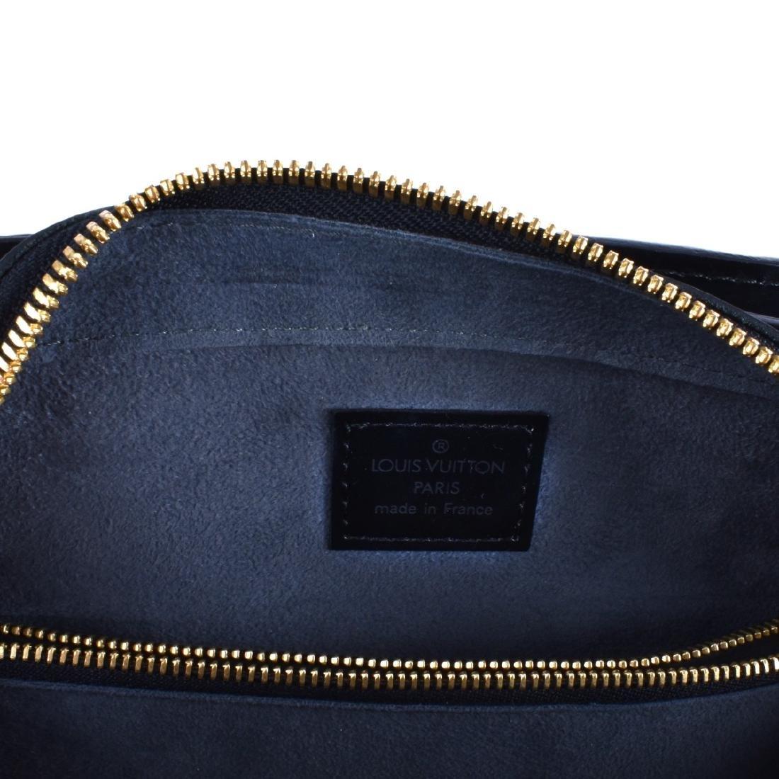 Louis Vuitton Black Epi Leather Pont-Neuf Handbag - 5