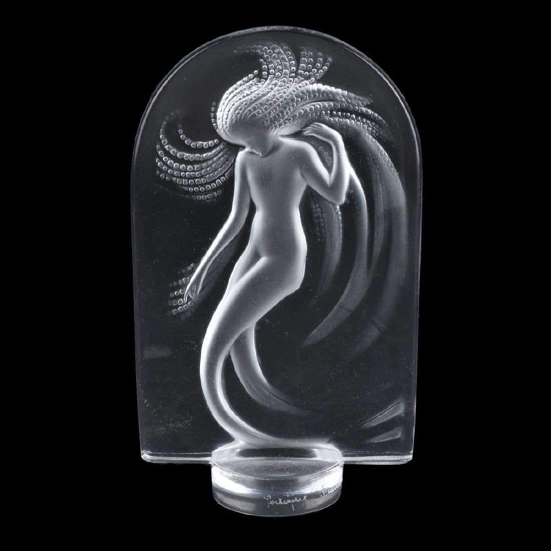 Grouping of Three (3) Lalique Crystal Figurines - 3