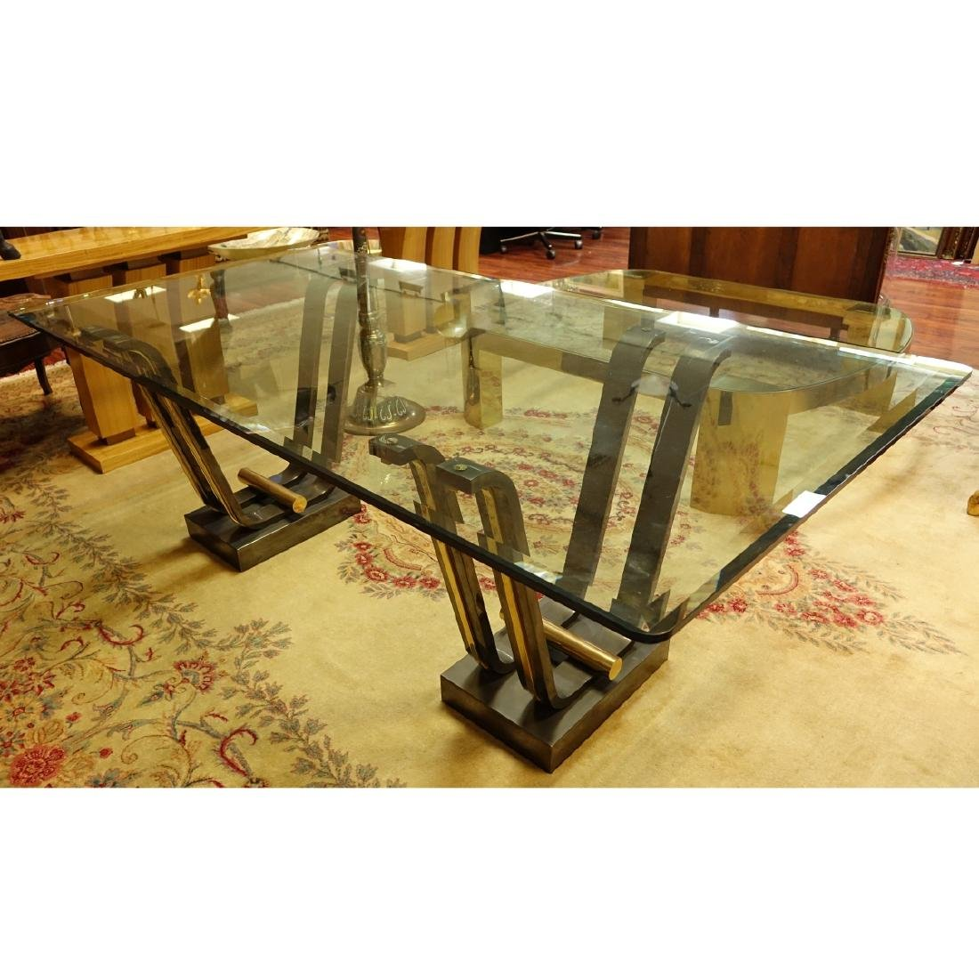 Karl Springer Tulip Dining Table - 4