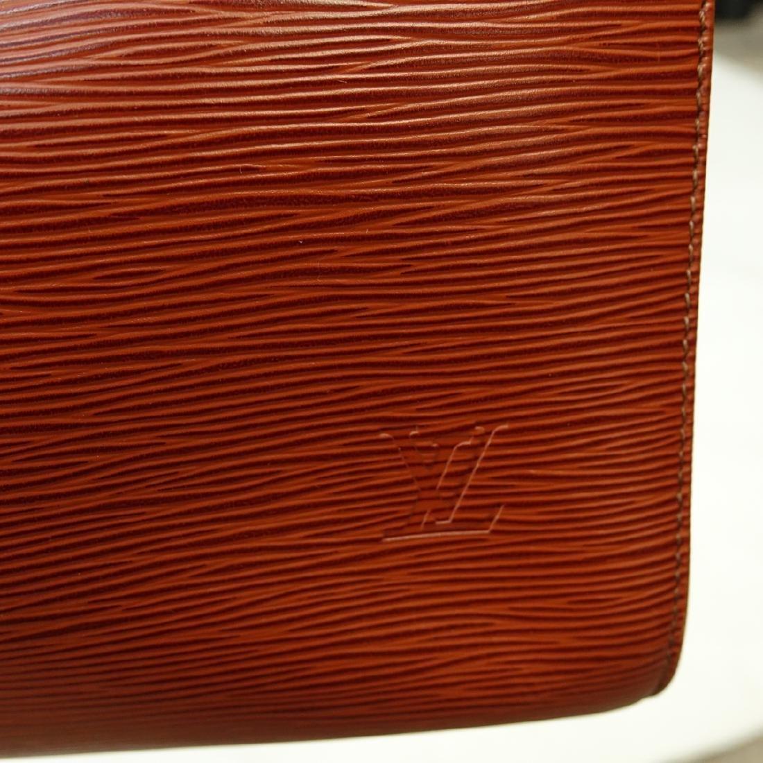 Louis Vuitton Tan Epi Leather Speedy 40 Bag - 3