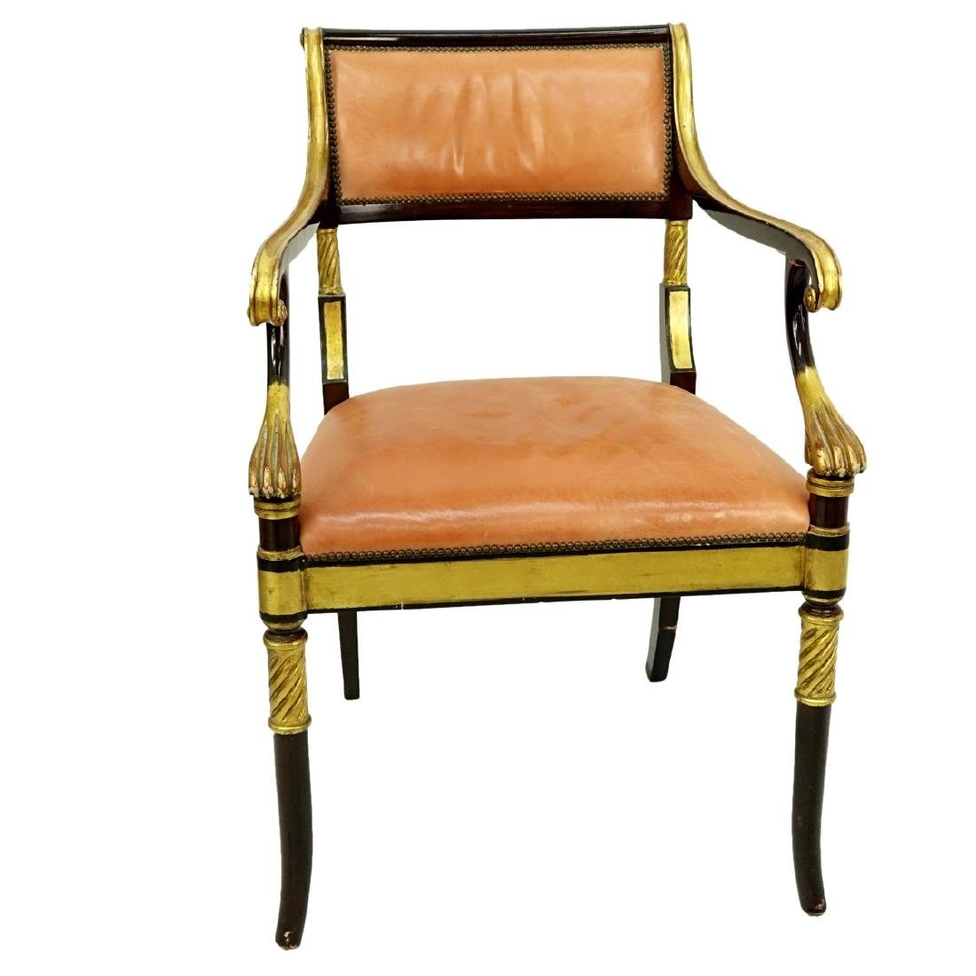 Regency style Arm Chair - 2