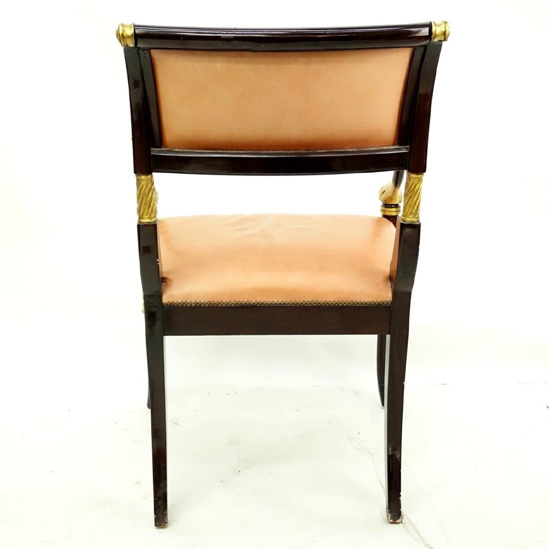 Regency style Arm Chair - 4