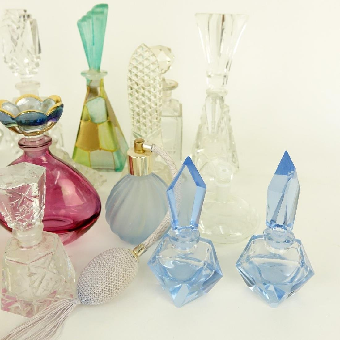 Large Collection of Vintage Perfume Bottles - 3
